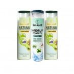 Mix & Match Natural Nourishment  & Dandruff Control Shampoo