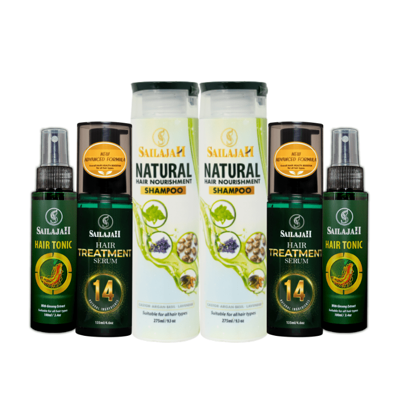 Haircare Mix and Match ( 6 PCS )