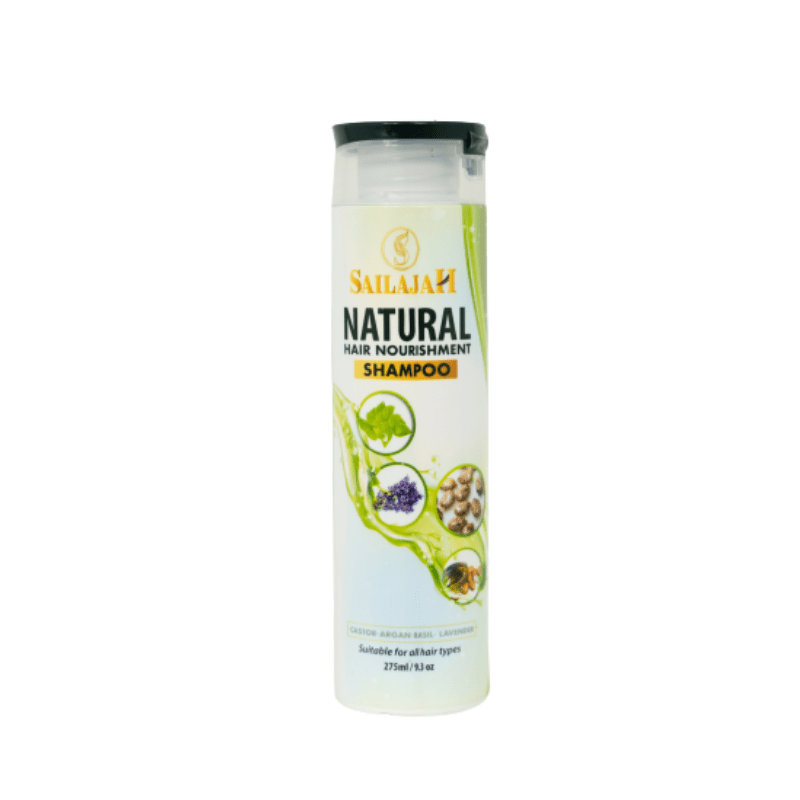 Natural Hair Nourishment Shampoo