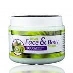 Kiwi Face & Body Scrub