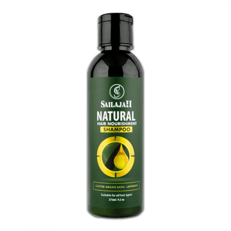 Natural Hair Nourishment Shampoo